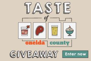 Taste of Oneida County Giveaway