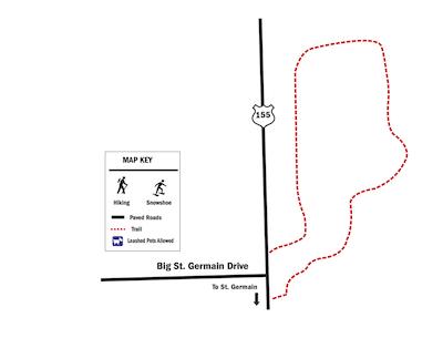 fern ridge map
