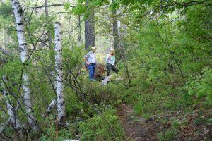 ONE hiking 1