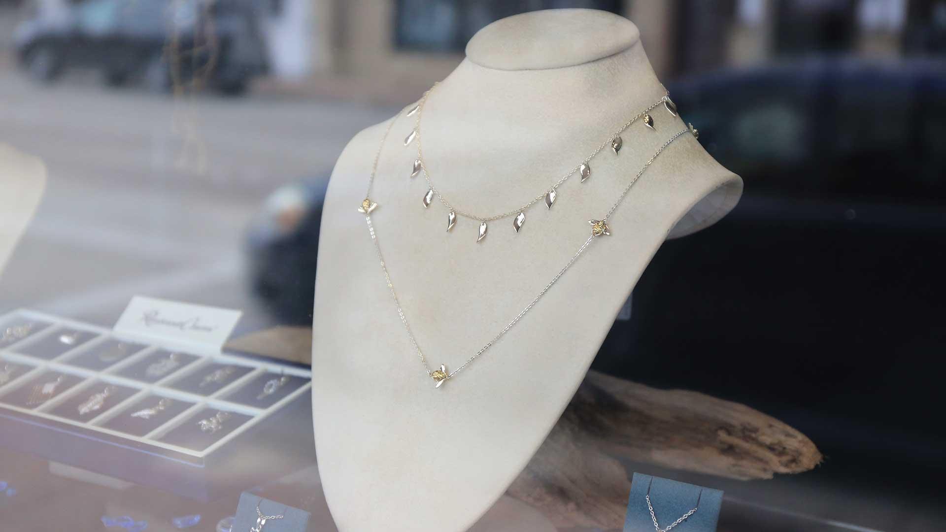 Bassett Jewelers - necklace
