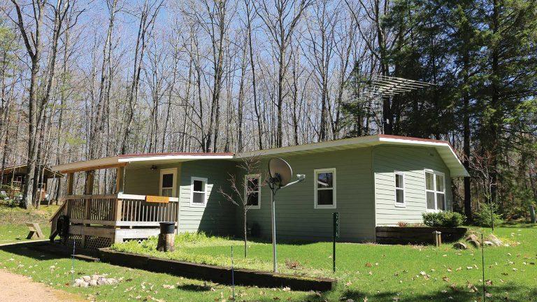 D2 Cabin exterior