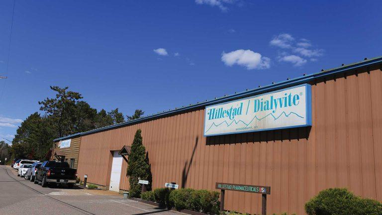 Hillestad Pharmaceuticals exterior