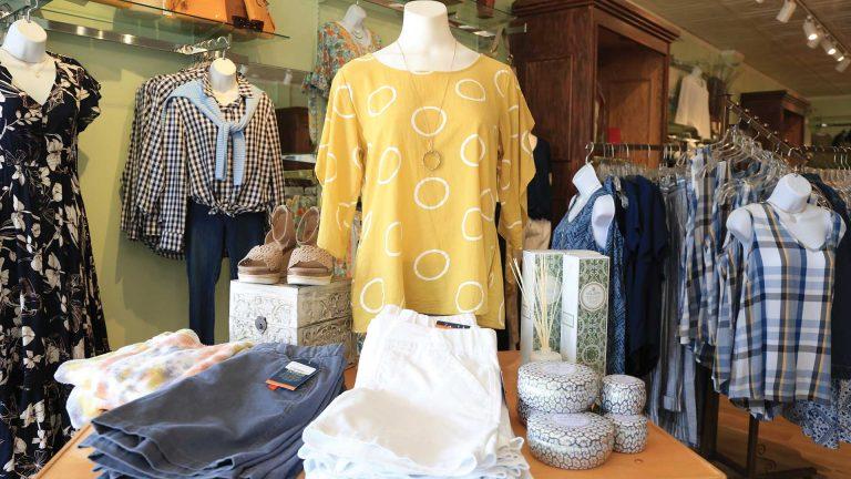 J. Christy's clothing