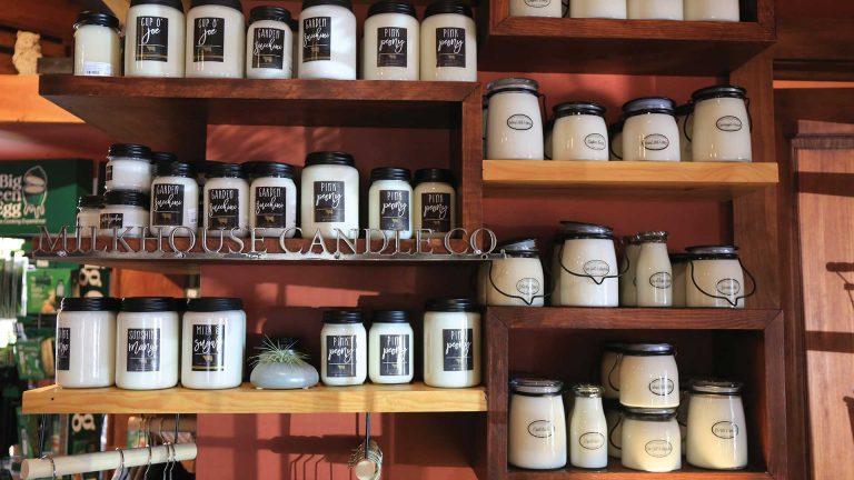 JJ's Acres candles