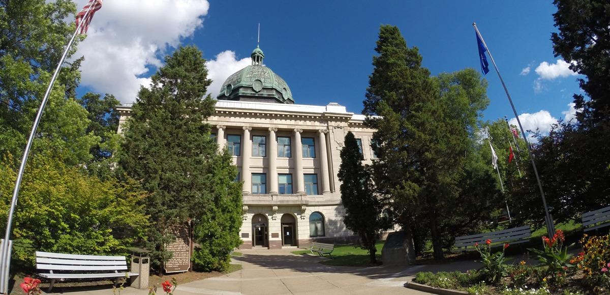 Oneida County Courthouse - Oneida County, WI