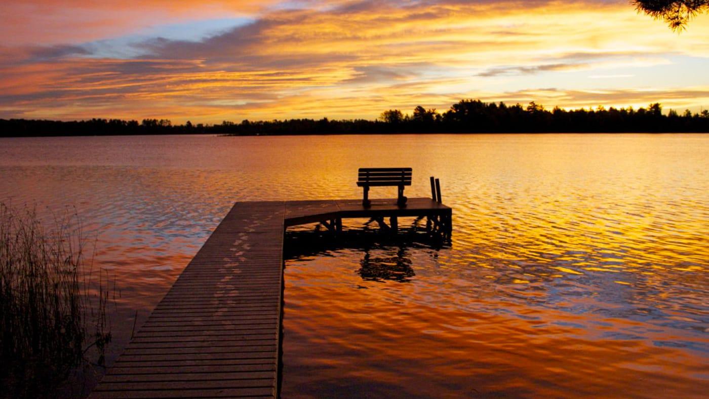 Three Lakes - Oneida County, WI