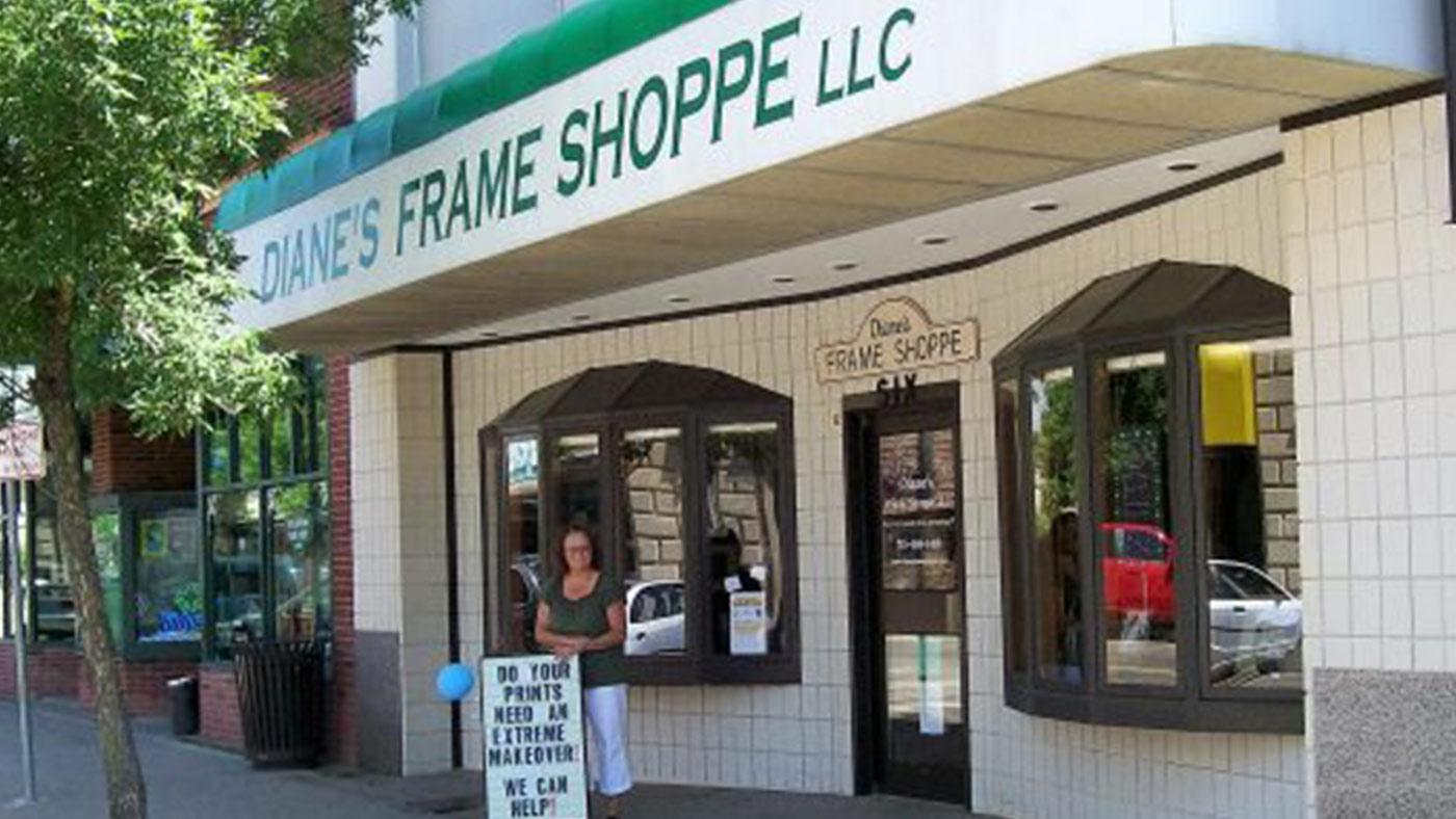 Dianes Frame Shoppe