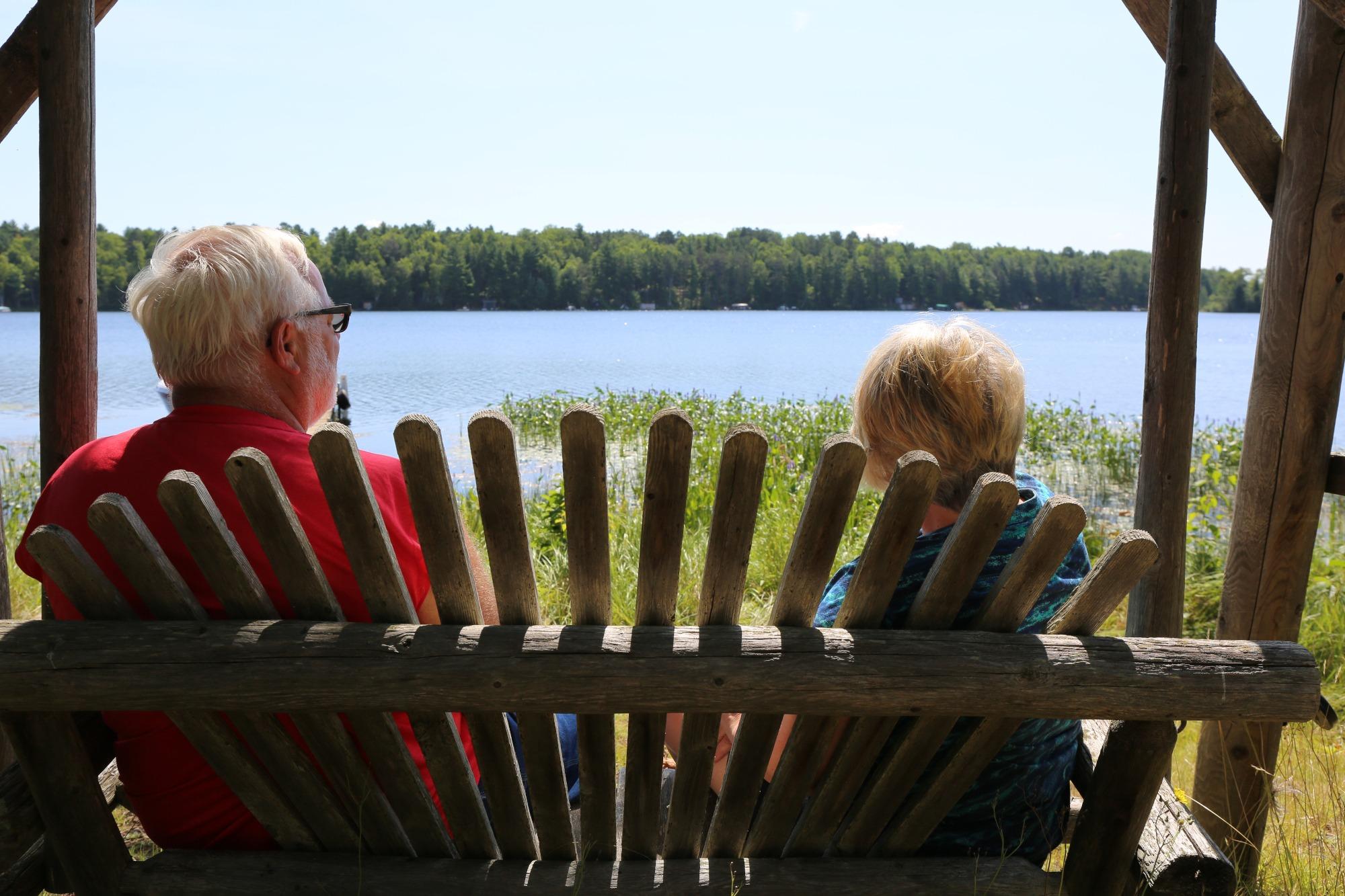booth lake landing resort oneida county wisconsin