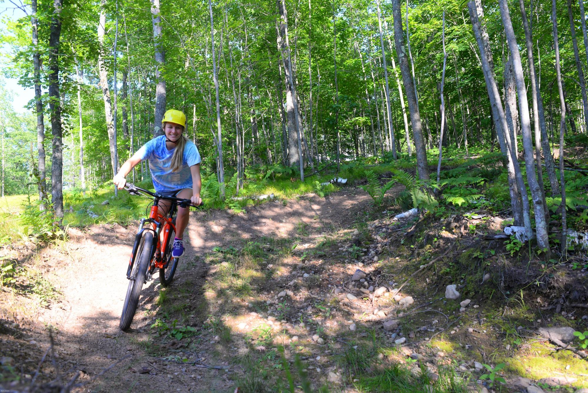 minocqua mountain bike trails oneida county wi
