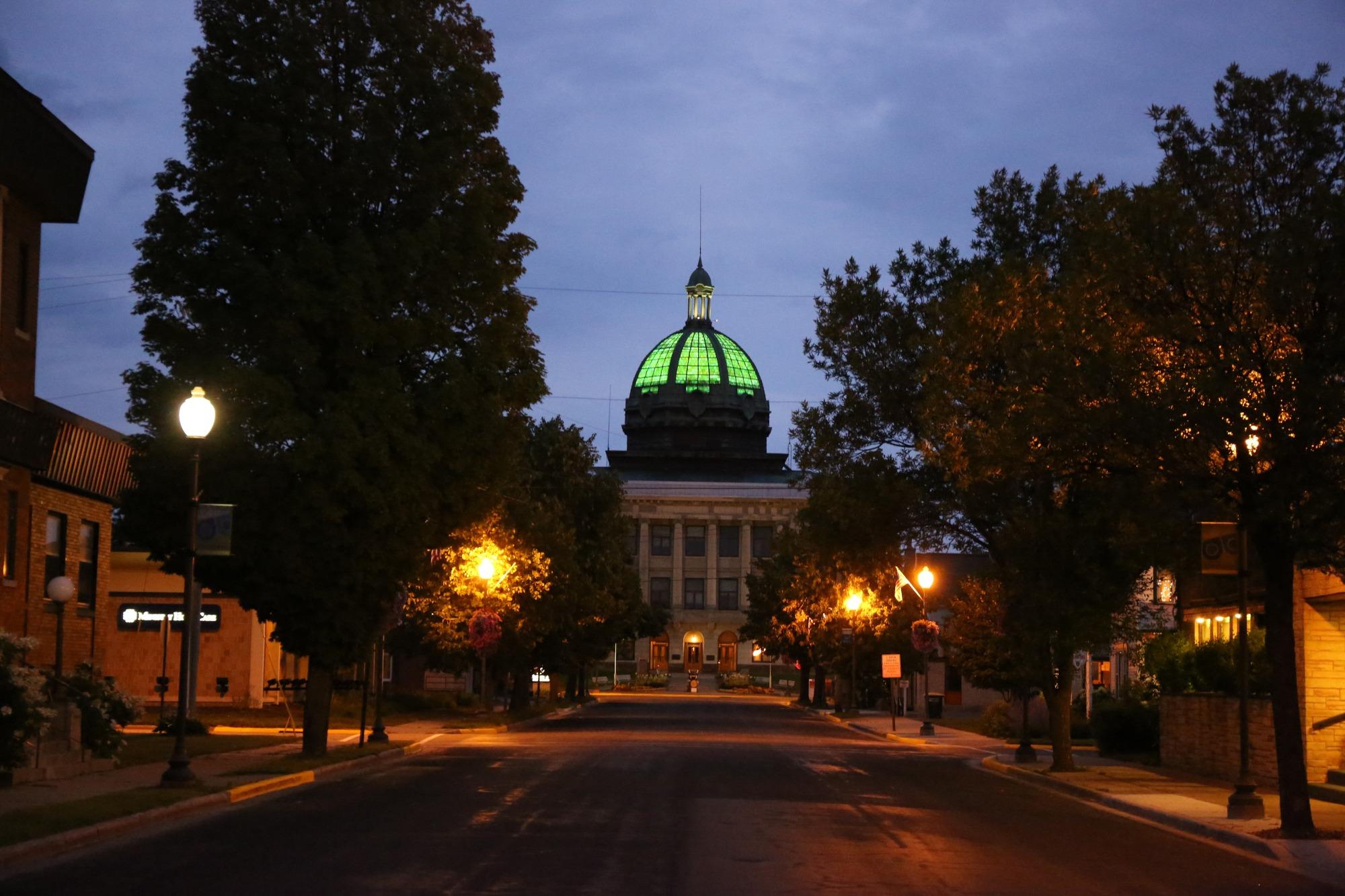 oneida county courthouse rhinelander wi