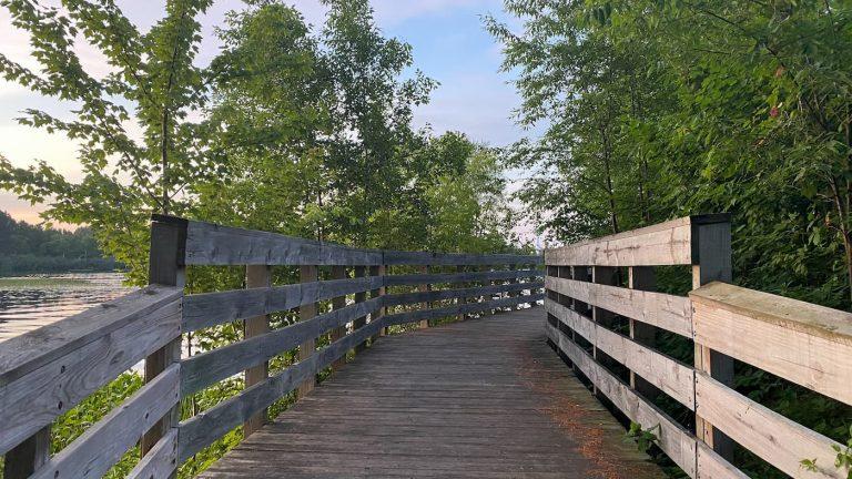 Hiawatha Trail Oneida County Wisconsin