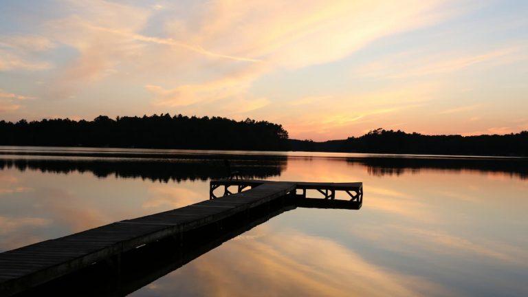 Lake Thompson Rhinelander Wisconsin